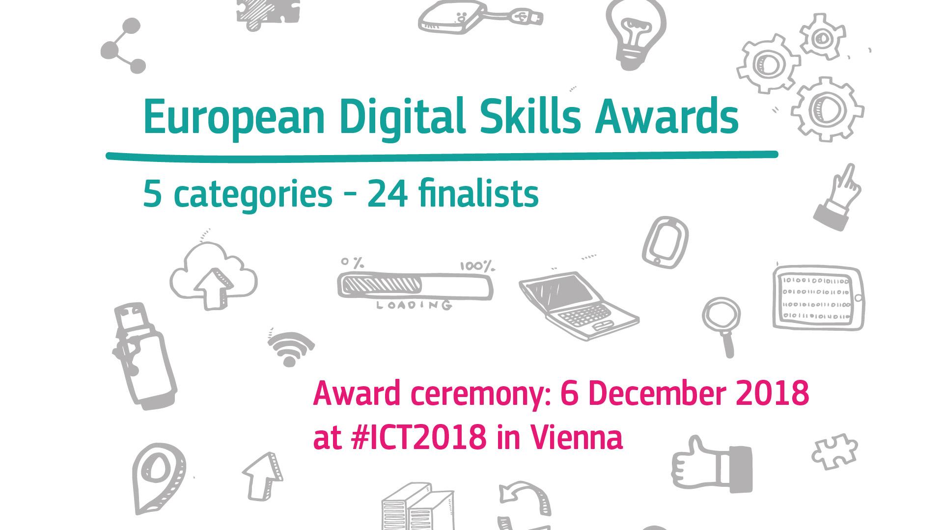 European Digital Skills Awards