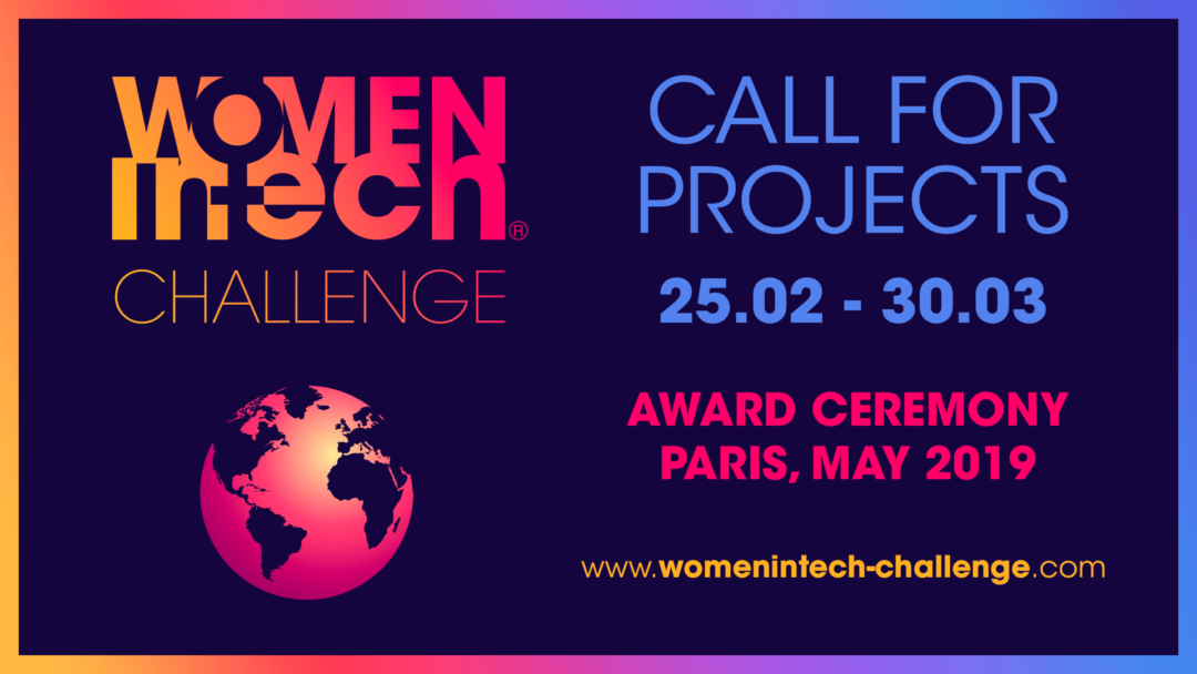WIT Challenge – Call for Projects 2019