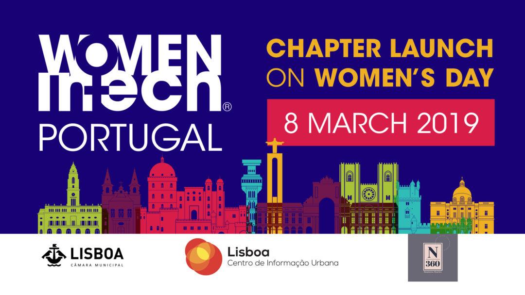 Women In Tech Portugal Chapter launch