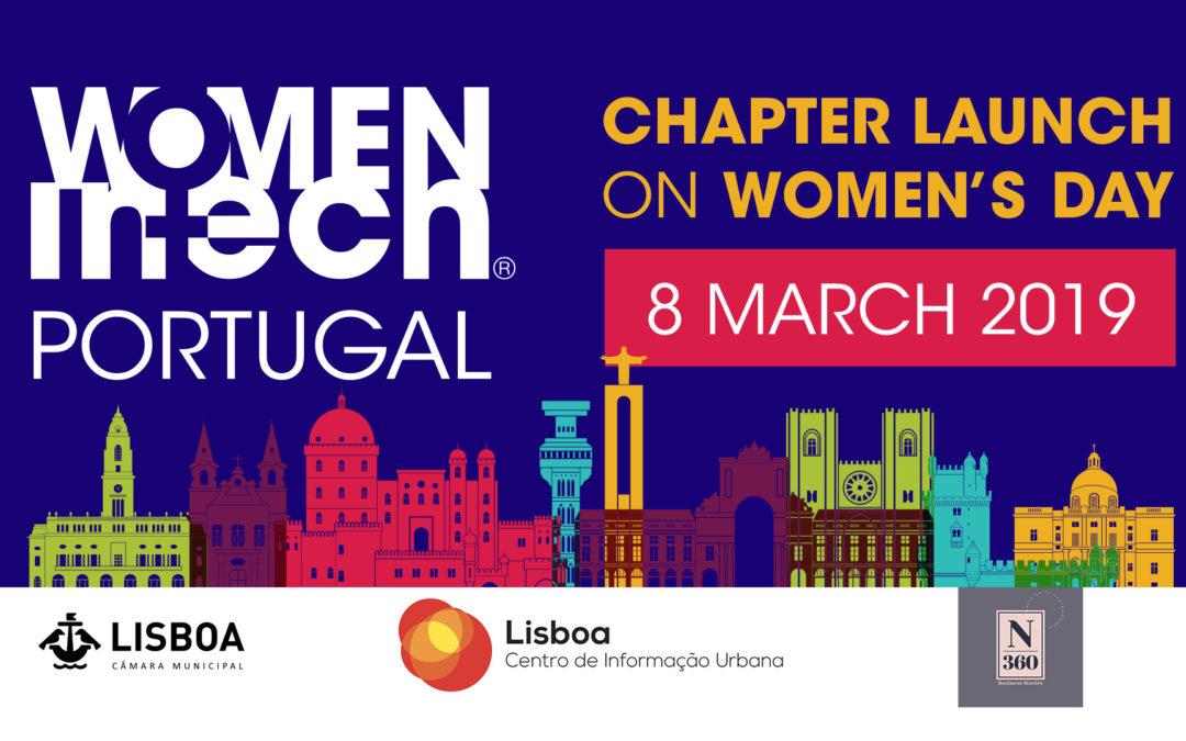 Women In Tech Portuguese Chapter launch | Lisbon, Portugal