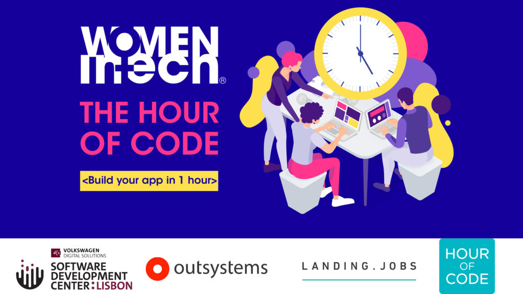 WIT Hour of Code – Build your app in one hour   Lisbon, Portugal