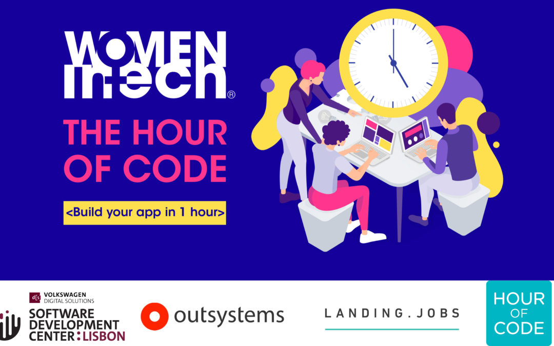 WIT Hour of Code – Build your app in one hour | Lisbon, Portugal