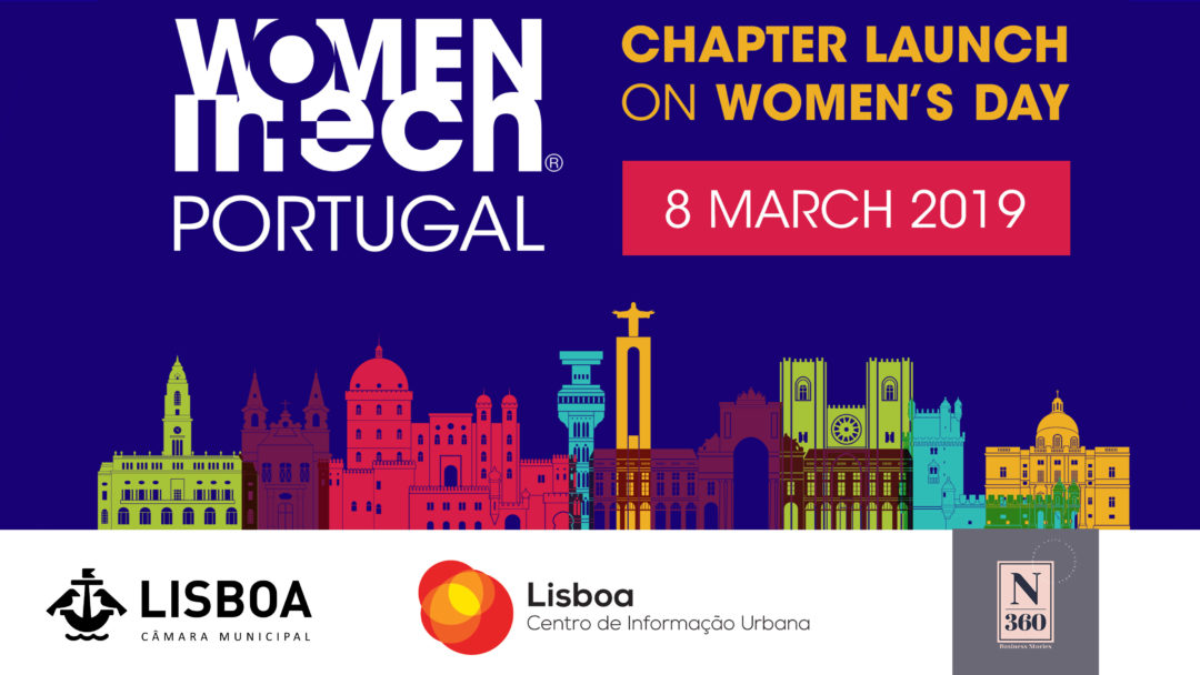 Women In Tech Portugal Chapter launch