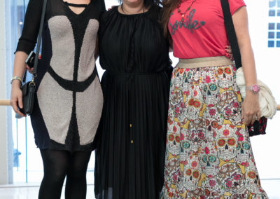 Ana Jakimovska, Candyce Costa, Audrey Rochas