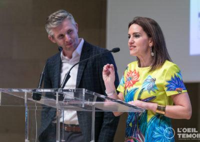 David Savage & Caroline Codsi