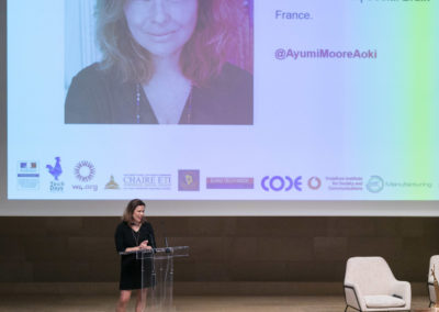 Ayumi Moore Aoki, President & Founder of Women in Tech