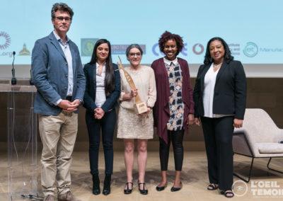 Women in Tech Global Challenge 2018. Education Award