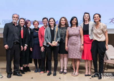 Science & Research Award to Women in Machine Learning & Data Science, France