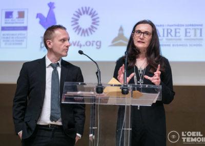Amleto Montinari and Carolyn Stebbings