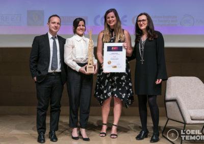 Social inclusion Award to Apps & Girls, Tanzania.