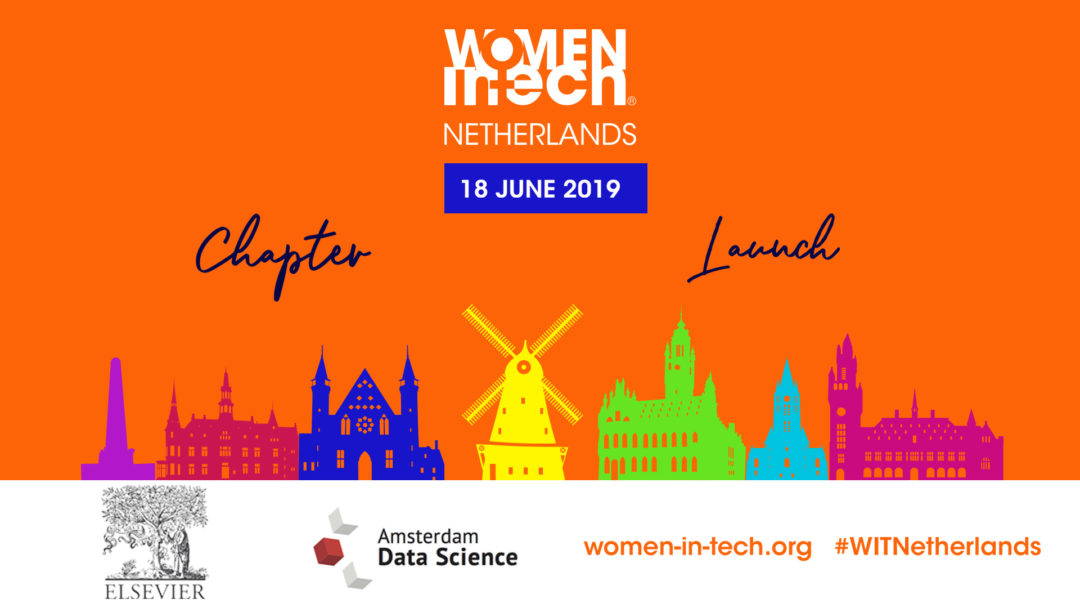 Women in Tech Netherlands Chapter Launch
