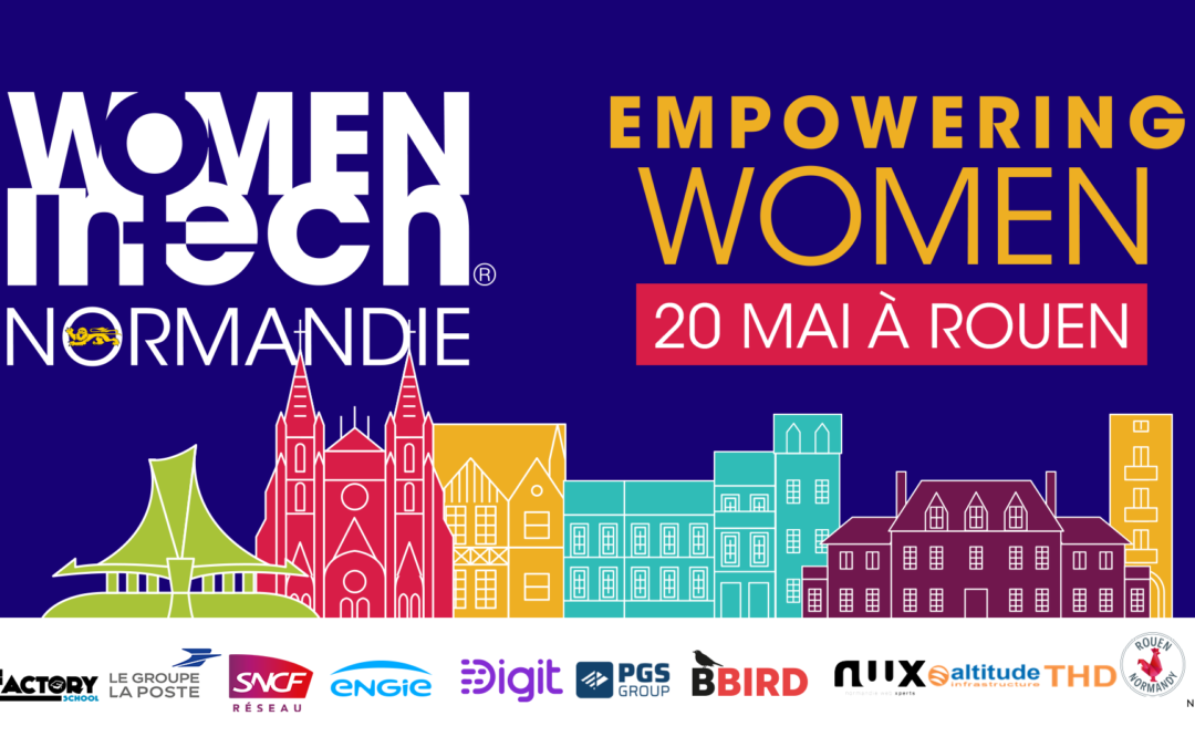 EMPOWERING WOMEN BY WOMEN IN TECH