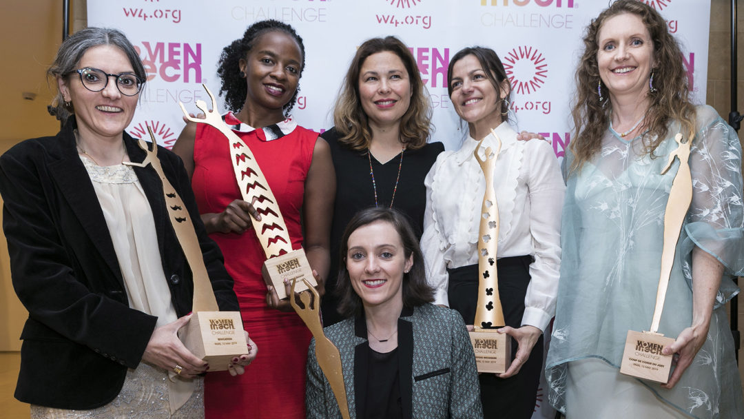 Women in Tech Challenge   Paris, France