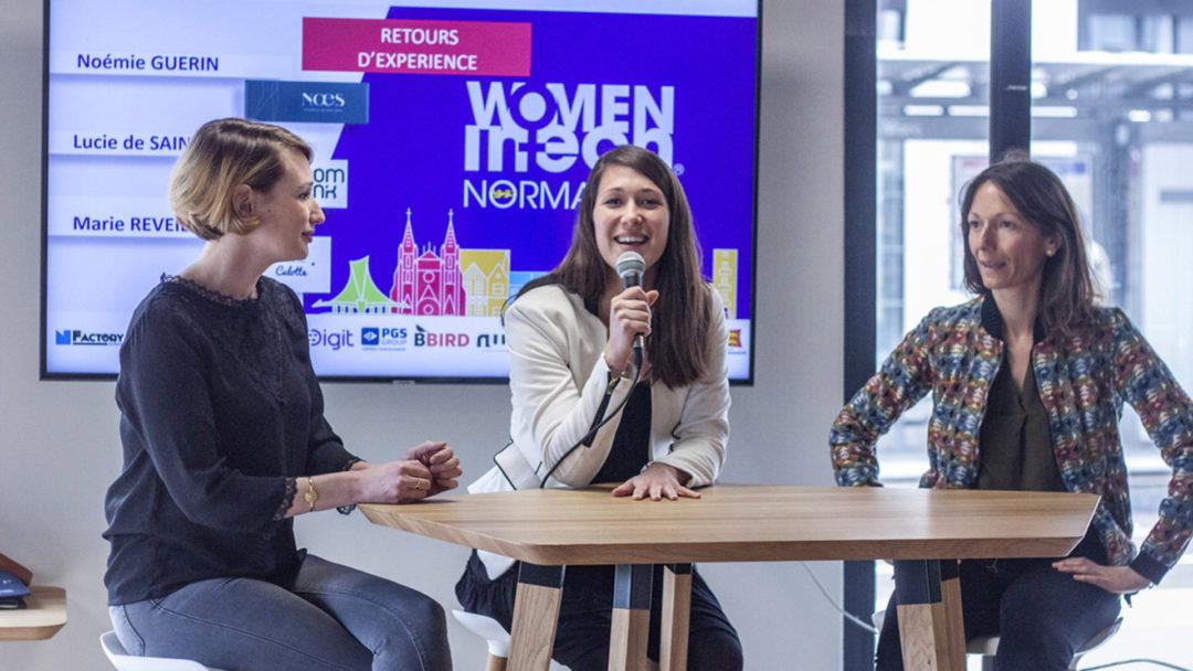 Women in Tech Normandy | Rouen, 20 May 2019