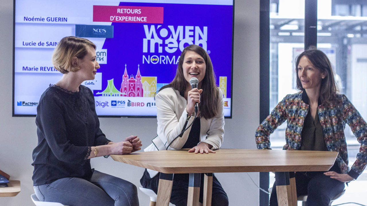 Women in Tech Normandy | Rouen, 20 May 2019