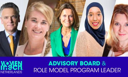 Our New Advisory board of Women in Tech Netherlands