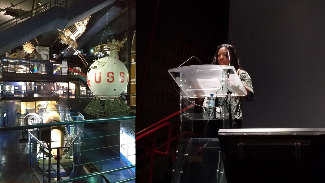 Outreach Event – Air and Space Museum | Le Bourget, France