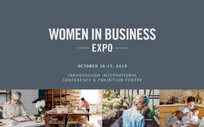 Women in Business Expo – London, 16 & 17 October 2019