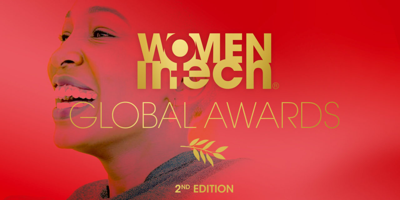 Nominate for the Women in Tech Global Awards!