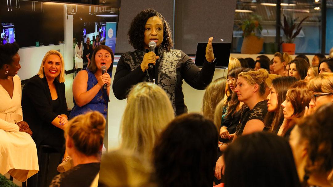 Women in Tech Australian launch