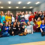 Women in Tech Russia Chapter launch   Saint-Petersburg, 12 December 2020
