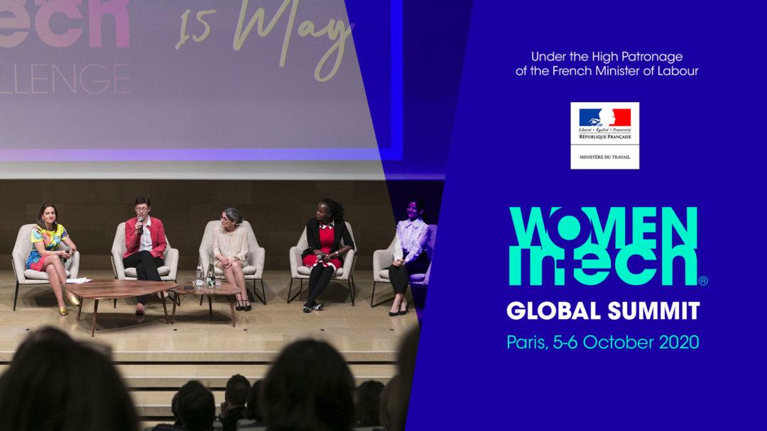 Women in Tech Global Summit in Paris