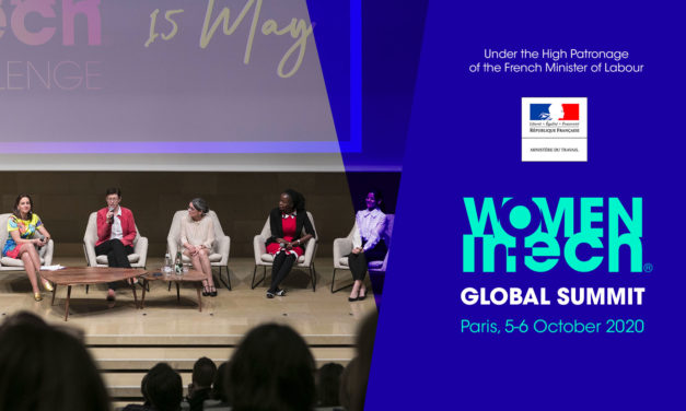 Women in Tech Global Summit in Paris, 5-6 October 2020