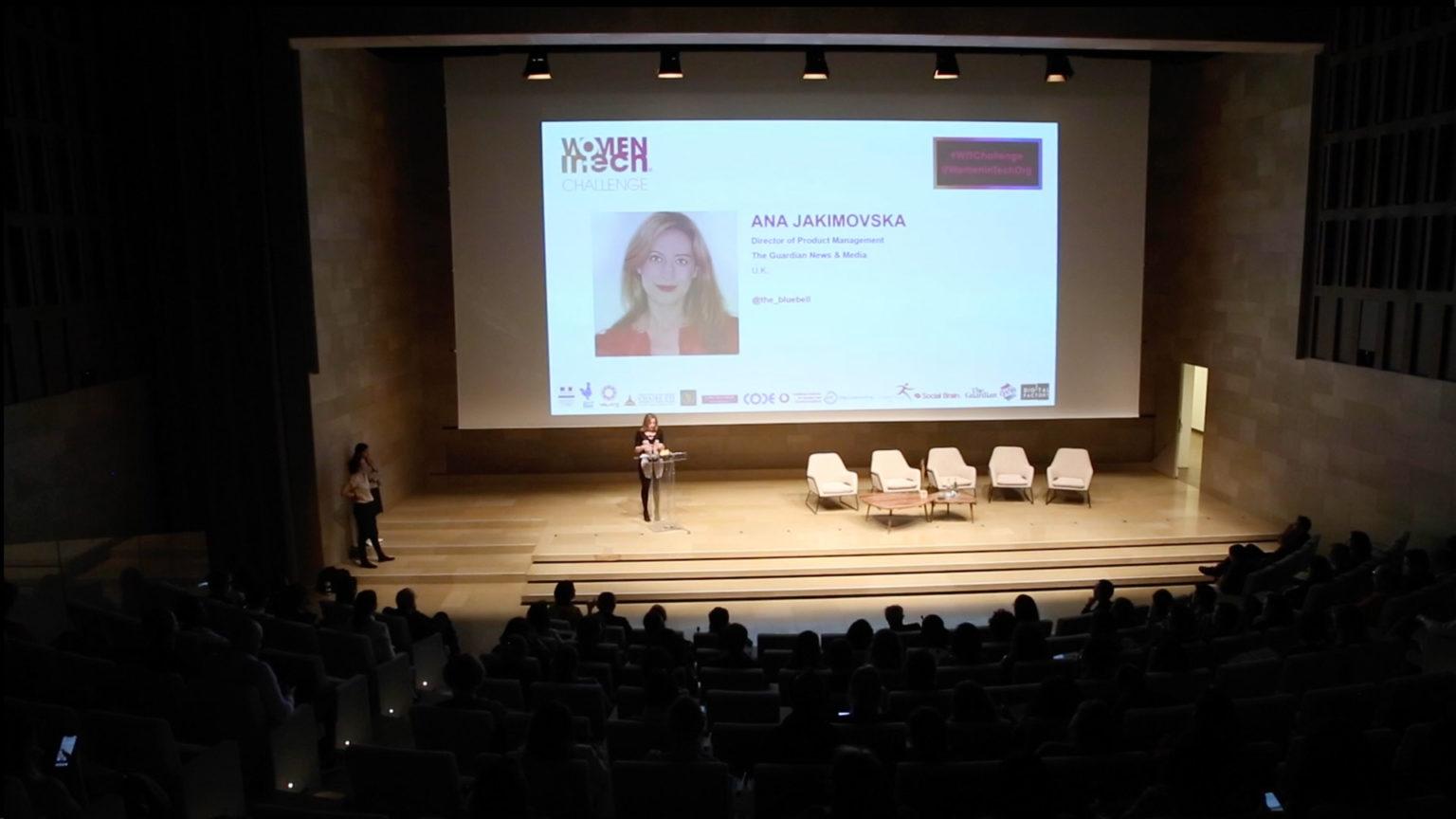 Women in Tech Global Summit – Paris, 26 & 27 May 2020