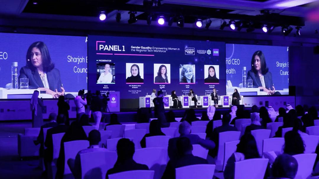 Women in Tech Forum in Sharjah (UAE) – 18 February 2020