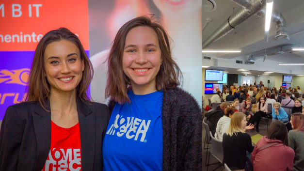 St. Petersburg – Ways to it, Women in Tech Russia