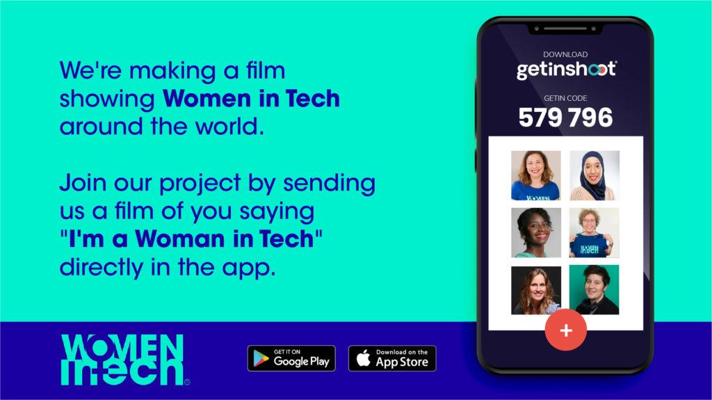 Women in Tech around the world film