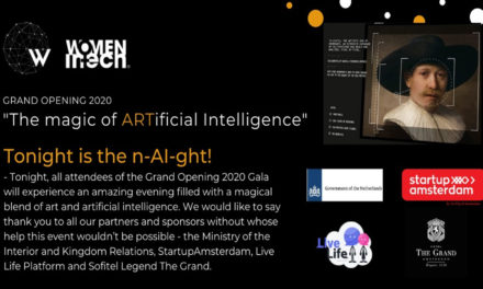 """The magic of ARTificial intelligence"""