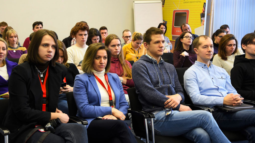 Meet-up at Dell's Office in St Petersburg