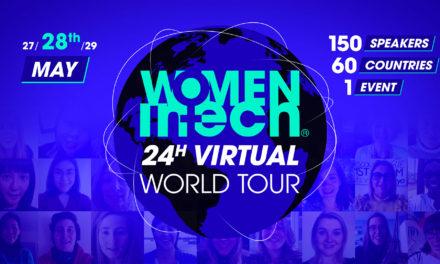 Women in Tech 24h Virtual World Tour