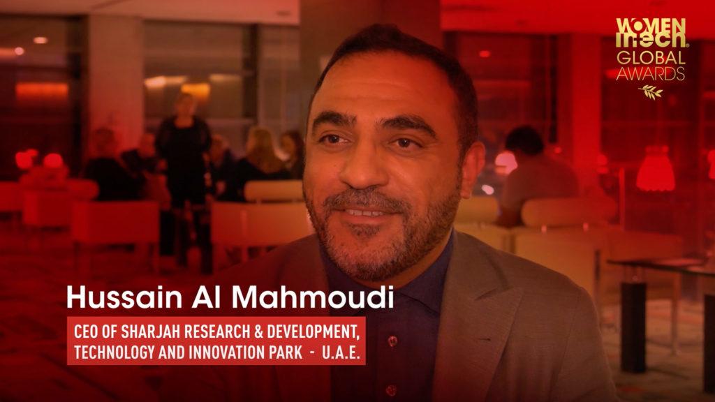 Interview with H.E. Hussain Al Mahmoudi CEO #SRTIP