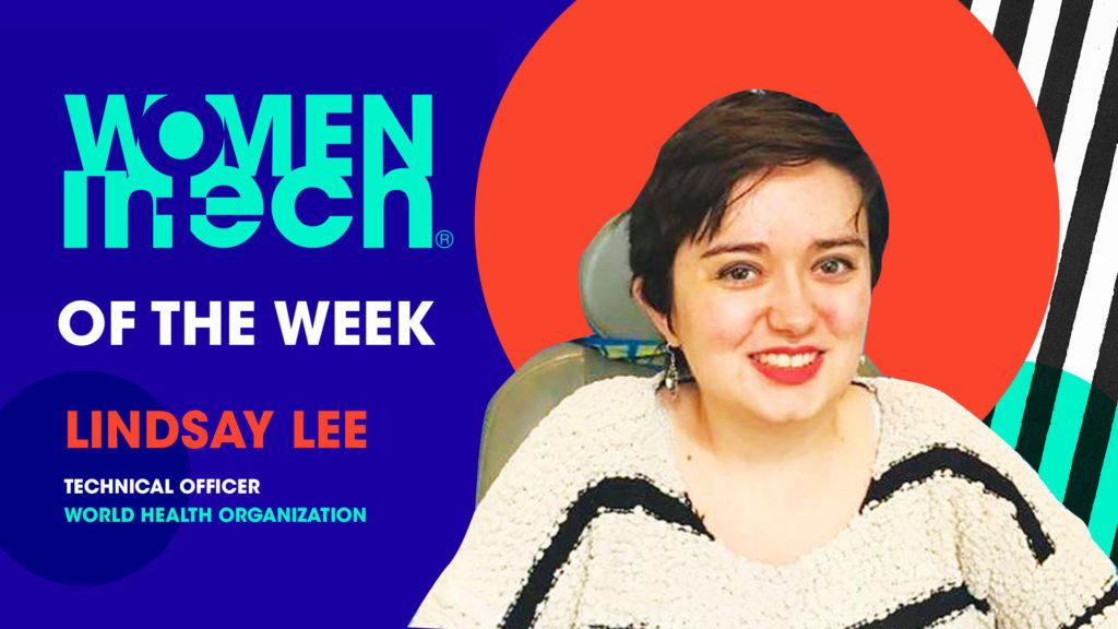 Woman of the week – Lindsay Lee