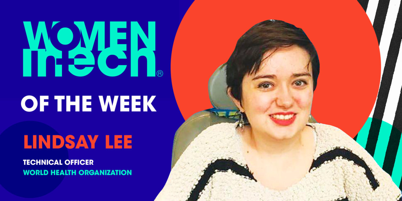 Woman of the week – Lindsay Lee