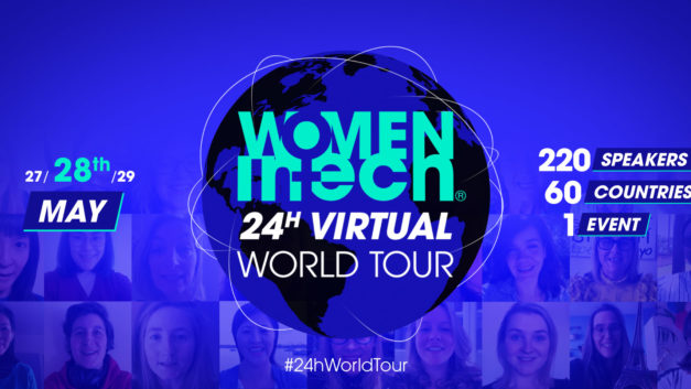 Women in Tech 24h Virtual World Tour