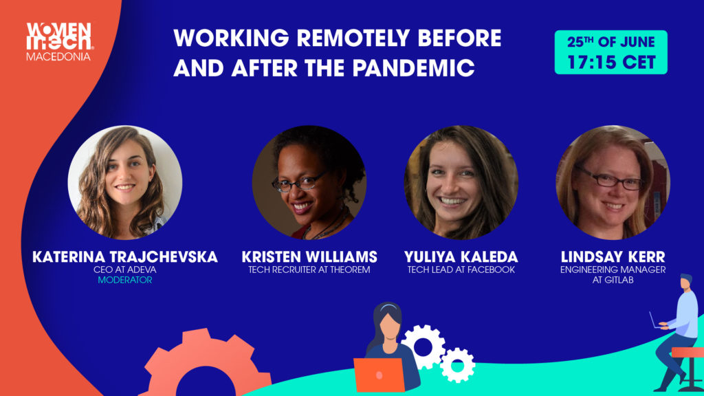Women in Tech Insights: Working Remotely Before and After the Pandemic