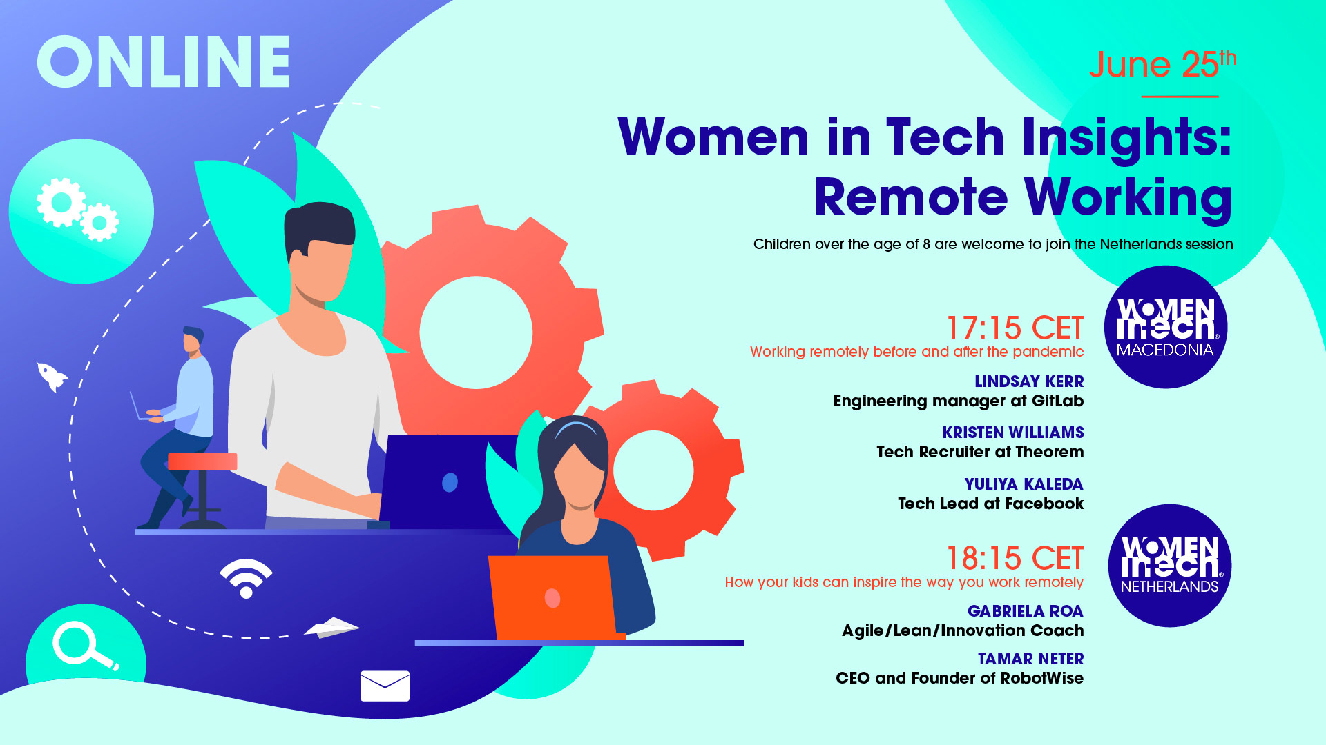 Women in Tech Insight Series: Remote Working