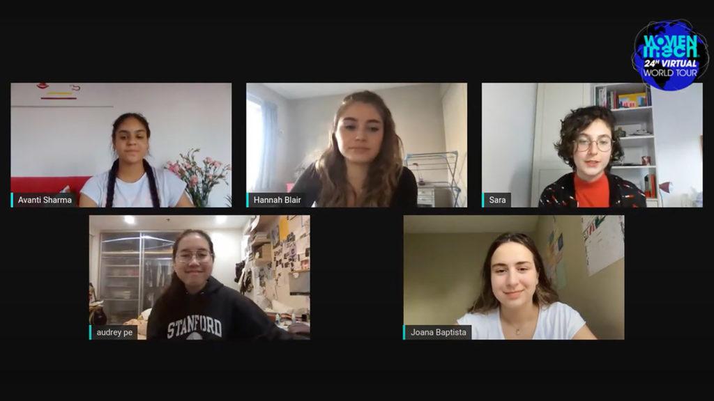 Women in Tech Youth Ambassadors