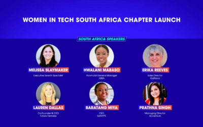 South African Chapter launch