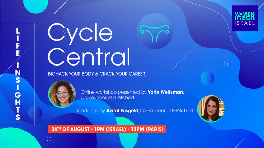 Cycle Central – Biohack Your Body & Crack Your Career