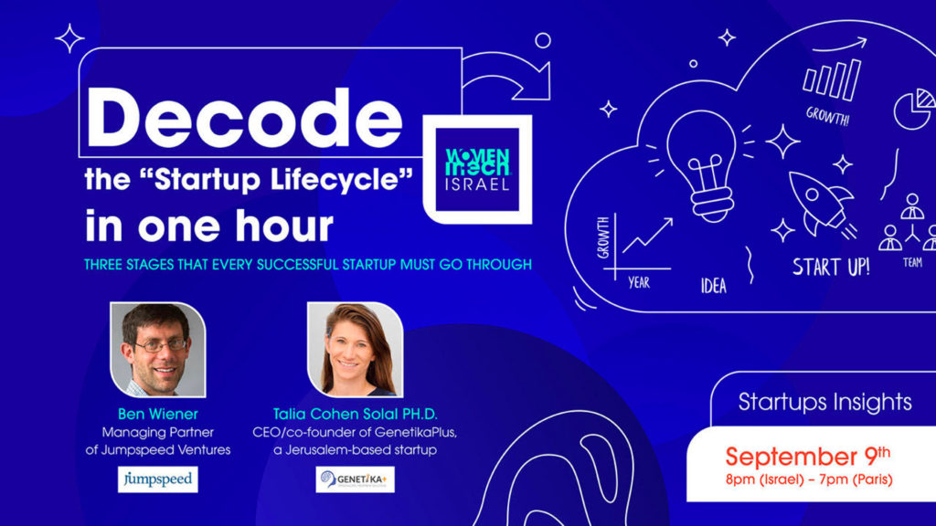 """Decode the """"Startup Lifecycle"""" in one hour."""