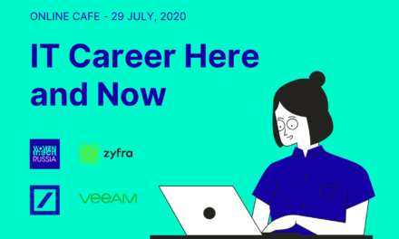 Online Cafe – IT Career Here and Now