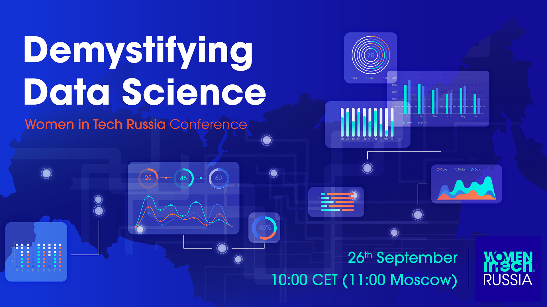 WiT Demystifying Data Science Conference 2020