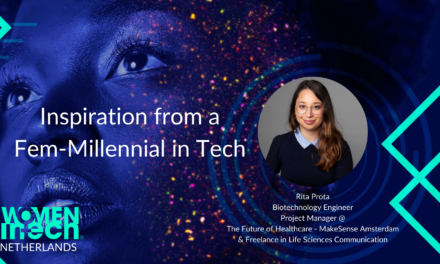 Inspiration from a Fem-Millennial in Tech