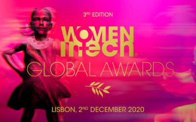 Women in Tech Global Awards Ceremony, December 2nd