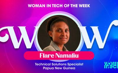 Meet Flare Namaliu