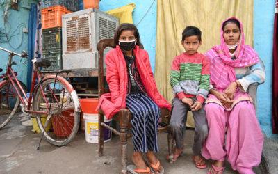 BACK TO SCHOOL! FUNDING COMPUTERS & SCHOOLING FOR MIGRANT CHILDREN IN NEW DELHI